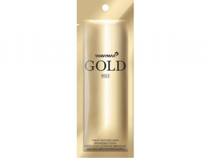 Gold 999,9 dark bronzing lotion 15ml