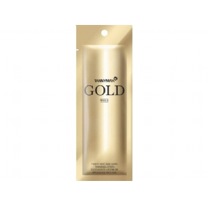 Gold 999,9 dark tanning lotion 15ml