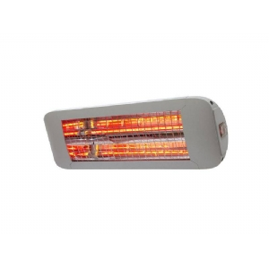 Infrarood warmtestraler 1400w low glare titanium