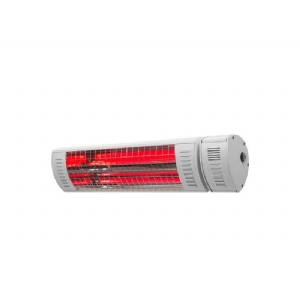 Infrarood warmtestraler 2000w low glare wit