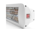 Infrarood warmtestraler 1400w low glare wit