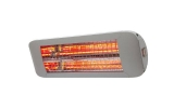 Infrarood warmtestraler 2000w low glare titanium